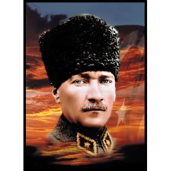 200x300 Atatürk Posteri