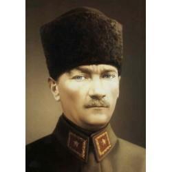400x600 Atatürk Posteri