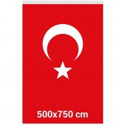 500x750 Türk Bayrağı
