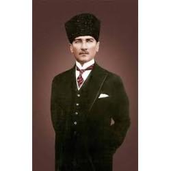 800x1200 Atatürk Posteri