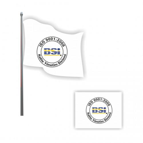 BSI Kalite Yönetim Sistemi Gönder Bayrağı