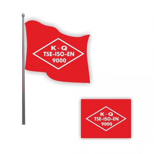 ISO EN 9000 Gönder Bayrağı