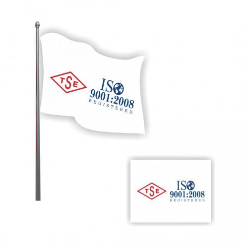 TSE ISO 9001 Gönder Bayrağı
