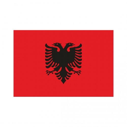 Arnavutluk Masa Bayrağı