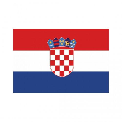 Hırvatistan Masa Bayrağı