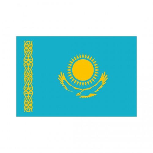 Kazakistan Masa Bayrağı
