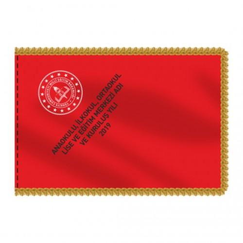İlköğretim Tören Bayrağı